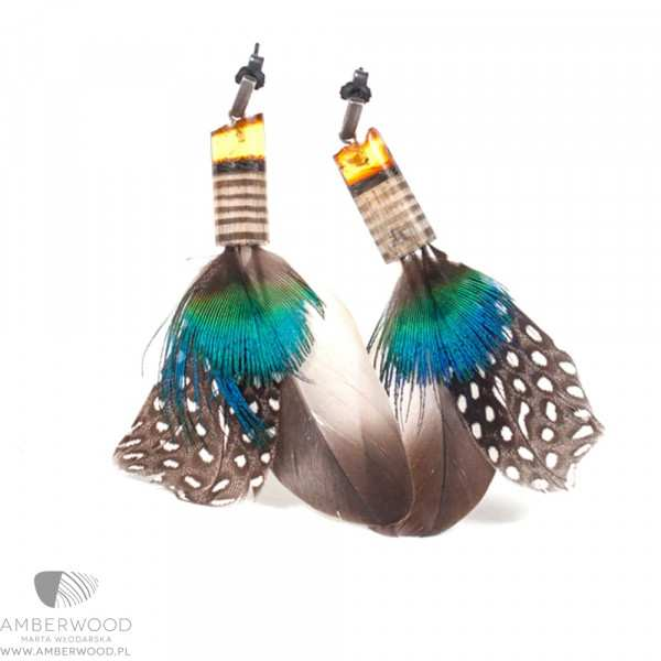 Earrings Amberwood SP1204