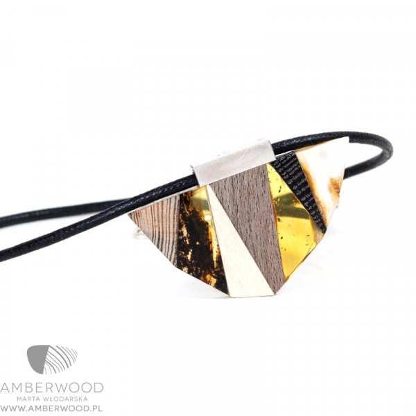Naszyjnik Amberwood LUX4