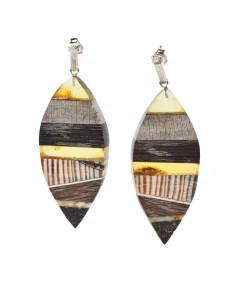 Earrings Amberwood E1110