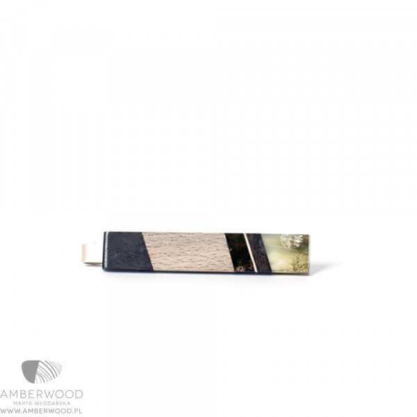Krawattennadel Amberwood M1502
