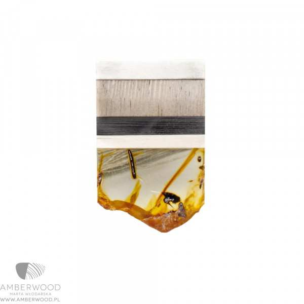 Halskette Amberwood S1219