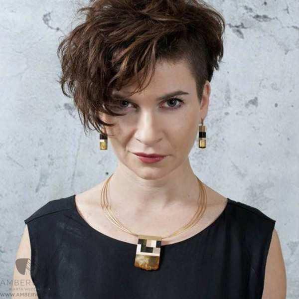 Halskette Amberwood GOLDSI1N