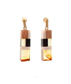 Earrings Amberwood GOLDSI1E