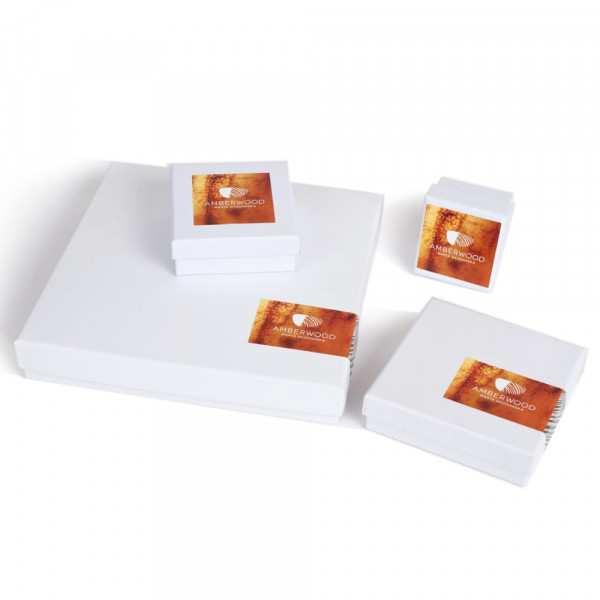 Amberwood jewelry boxes.