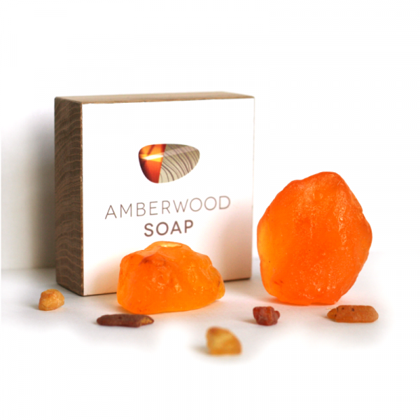 Amberwood Seife