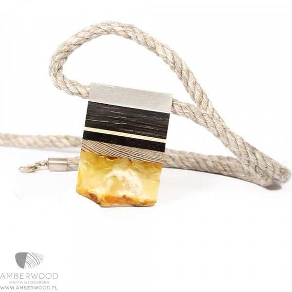 Halskette Amberwood S1701