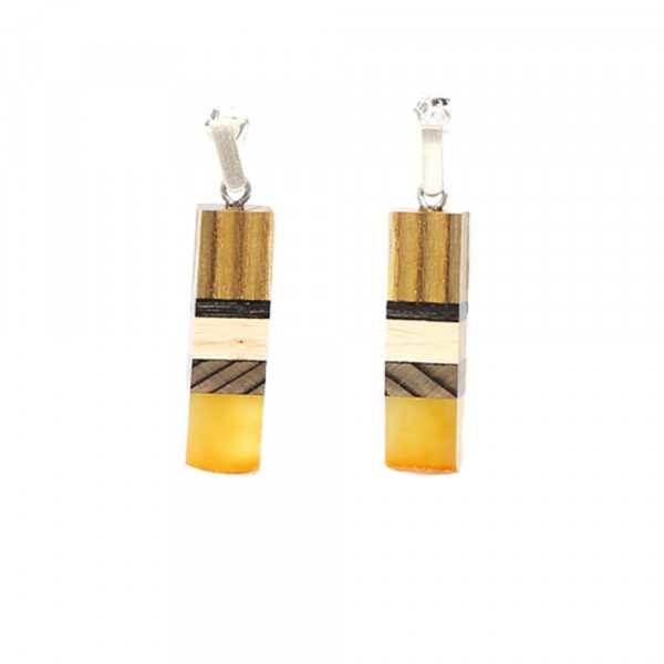 Earrings Amberwood S1203EL