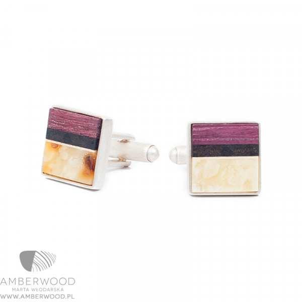 Manschettenknöpfe Amberwood LUXM7Q