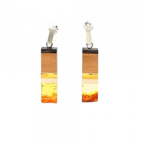 Kolczyki Amberwood S1204