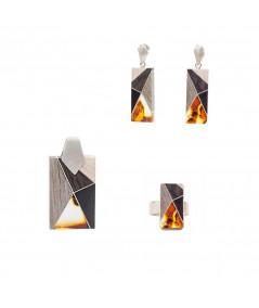 Necklace Amberwood GEOS7N