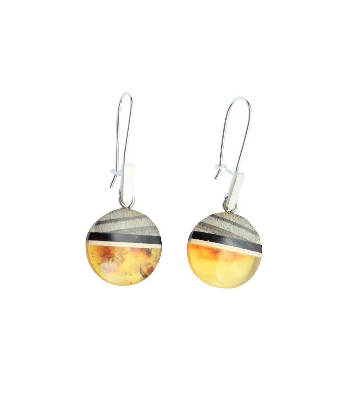 Earrings Amberwood RO4EL